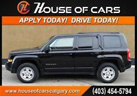 2015 Jeep Patriot Sport/North 4X4   *$154 Bi-Weekly Payments wit
