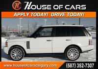 2006 Land Rover Range Rover Supercharged   *$140 Bi-Weekly Payme