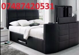 TV BED FRAME DOUBLE £299
