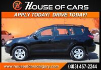2011 Toyota RAV4 Base   *$118 Bi-Weekly with $0 Down!*