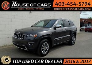 2016 Jeep Grand Cherokee Limited Loaded