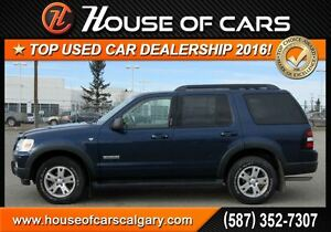 2007 Ford Explorer XLT V8  *76 Bi-Weekly with $0 Down!*