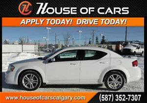 2012 Dodge Avenger SXT   *$90 Bi-Weekly Payments with $0 Down!*