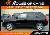 2014 Jeep Compass Sport/North  WWW.HOUSEOFCARSCALGARY.COM