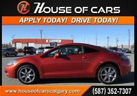 2008 Mitsubishi Eclipse GT-P *$90 Bi-Weekly Payments with $0 Dow