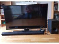 48inch Samsung UHD Smart TV