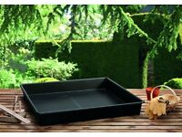 Garland 1 x 1m Square Meter Garden Germination Pot Tray for Greenhouse New
