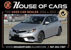 2016 Scion iM Bluetooth / Back Up Camera