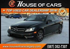 2015 Mercedes-Benz C-Class C350 4MATIC w/ AMG PACKAGE