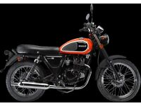 *Brand New* Herald Classic 125cc. 2 year Warranty. Free Nationwide Delivery. Main Dealer.
