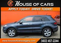 2007 Acura RDX Base w/Technology Package+Leather+Sunroof+Navi