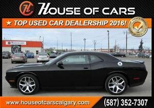 2015 Dodge Challenger SXT Plus  *267 Bi-Weekly with $0 Down!*