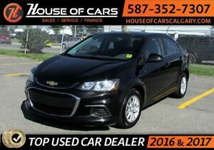 2017 Chevrolet Sonic LT Auto / Back up Camera / Bluetooth