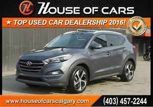 2016 Hyundai Tucson -