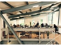 Self-contained office & Co-working - To Let - In new Future Business Centre in London Fields