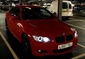 BMW 335i M Sport Coupe E92 - Satnav, CSL alloys *full options*
