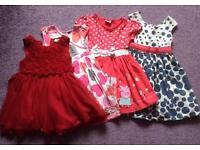 Dresses 2-3 years