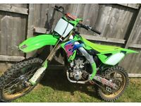 Kxf 450 2013 beast! Sale or swap crf Yz yzf raptor ltz