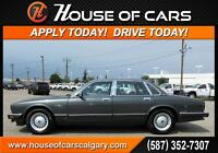 1990 Jaguar XJ Soverign   *$41 Bi-Weekly with $0 Down!*