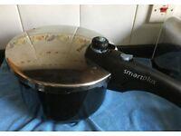 Prestige Hard Anodised 4L Pressure Cooker