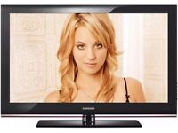 """40"""" INCH SAMSUNG FULL HD LCD TV WITH BUILT IN FREEVIEW TV **CAN BE DELIVERED**"""