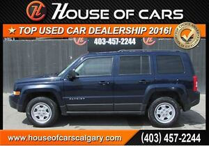 2013 Jeep Patriot Sport/North   *$140 Bi-Weekly with $0 Down*
