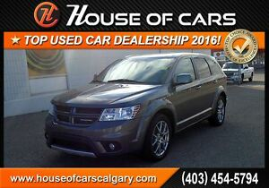 2012 Dodge Journey R/T Loaded