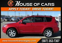 2010 Toyota RAV4 Limited  *$125 Bi-Weekly Payments with $0 Down!
