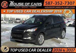 2015 Ford Escape SE  Sunroof/Leahter Seats