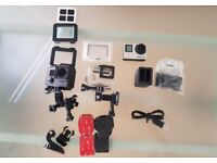 GoPro Hero4 Black + Accessories