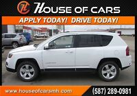 2015 Jeep Compass Sport/North *$147 Bi Weekly with $0 Down!*