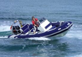 RIB, Engine, Trailer and extras for sale