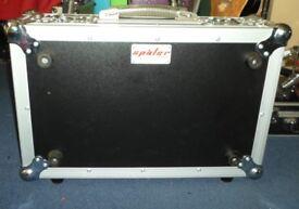Spider Medium Guitar Effects Pedal Board