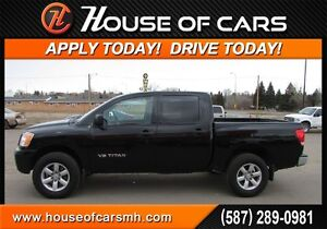 2012 Nissan Titan S *$189 Bi Weekly with $0 Down!*