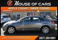 2013 Chrysler 200 Touring $112 bi weekly with $0 down