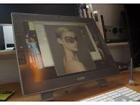 Wacom Cintiq 21UX - Tablet