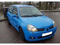182 cup Clio 2005