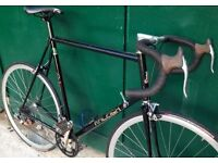 63cm xxl Raleigh Lightweight Vintage Classic race road XXL large frame racing bike