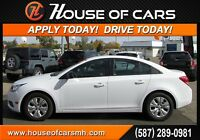 2014 Chevrolet Cruze 2LS *$124 Bi Weekly with $0 Down!*