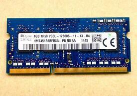 Memory module 4GB