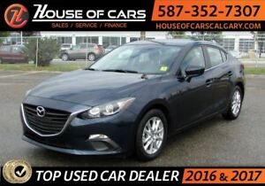 2016 Mazda MAZDA3 GS / Back up Camera / Bluetooth