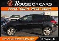 2013 Hyundai Tucson Limited    *$182 Bi-Weekly Payments With $0