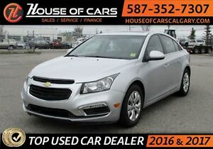 2016 Chevrolet Cruze LT 1LT / Back Up Camera / Sunroof / Bluetoo