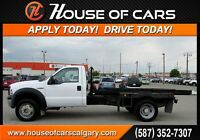 2007 Ford F-550 XLT  w/ Leather   *$104 Bi-Weekly with $0 Down!*