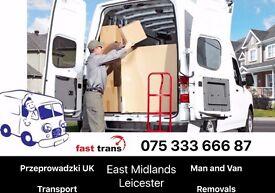 Man And Van Removals Remowal 07533366687