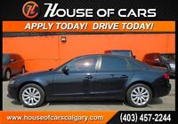 2012 Audi A4 2.0T Premium (Tiptronic)   *$196 Bi-Weekly with $0