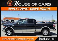 2010 Ford F-150 King Ranch  w/ Leather+Sunroof+NAV
