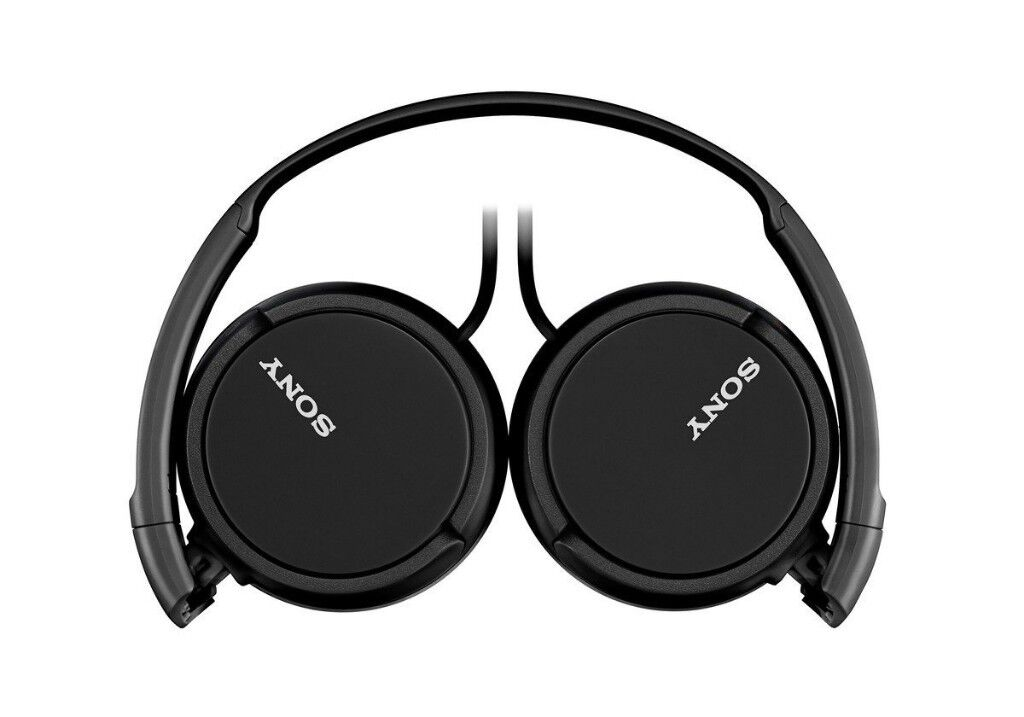 Sony MDR-ZX110 Overhead Headphones - Black