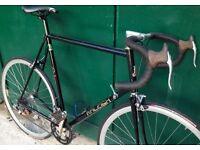 63cm xxl Raleigh Lightweight Vintage Classic race road XXL large frame racing bike