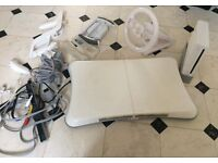 Nintendo wii and bits